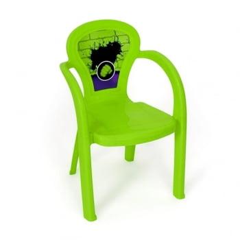 Conjunto Mesinha Plástica Infantil com Cadeira Usual